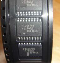 20 pcs/lot PIC16F88-I/SO PIC16F88 16F88 SOP-18 nouveau Original livraison gratuite