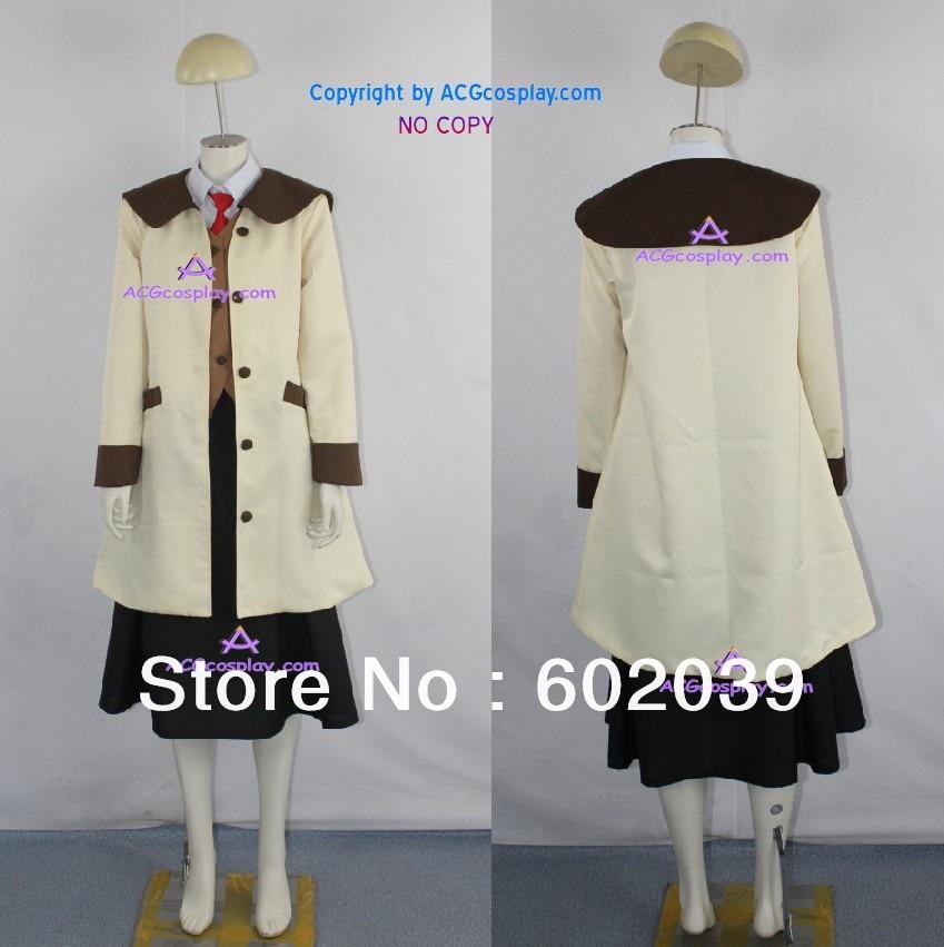 Costume de Cosplay de lecteur R.O.D Yomiko