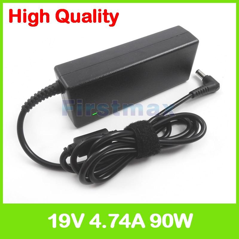 19V 4.74A 90W зарядное устройство для ноутбука ac адаптер питания для ASUS K55DE K55DR K55N K55V K55VD K55VJ K55VM K55VS K55X K55XI K56 K56C K56CA
