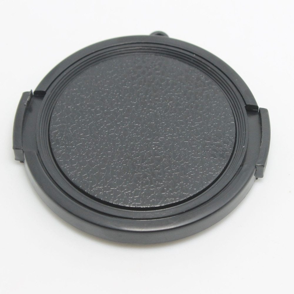 Tapa de lente a presión frontal de 55MM para Canon EOS Rebel...