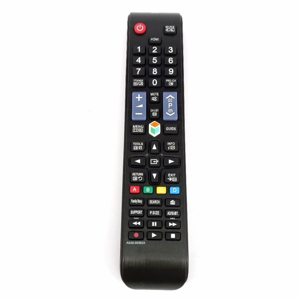 NEW TV control use for SAMSUNG AA59-00581A AA59-00582A AA59-00594A TV 3D Smart Player Remote Control