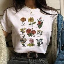Graphique Vogue T-shirt femmes Style coréen imprimé drôle dessin animé imprimé T-shirt 90 s Vintage Harajuku T-shirt Ullzang Top T-shirt femme