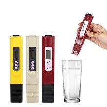 Digital Total Dissolved Solids Meter Water Quality Testing Pen Water Purity Filter Temp Meter Water Tester