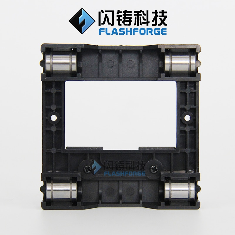 Funssor Flashforge Pro/Creator pro 3D принтер x axis экструдер каретки пластиковые детали