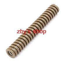 Super Heavy Load Brown Tubular Compression Die Spring 8mm x 55mm