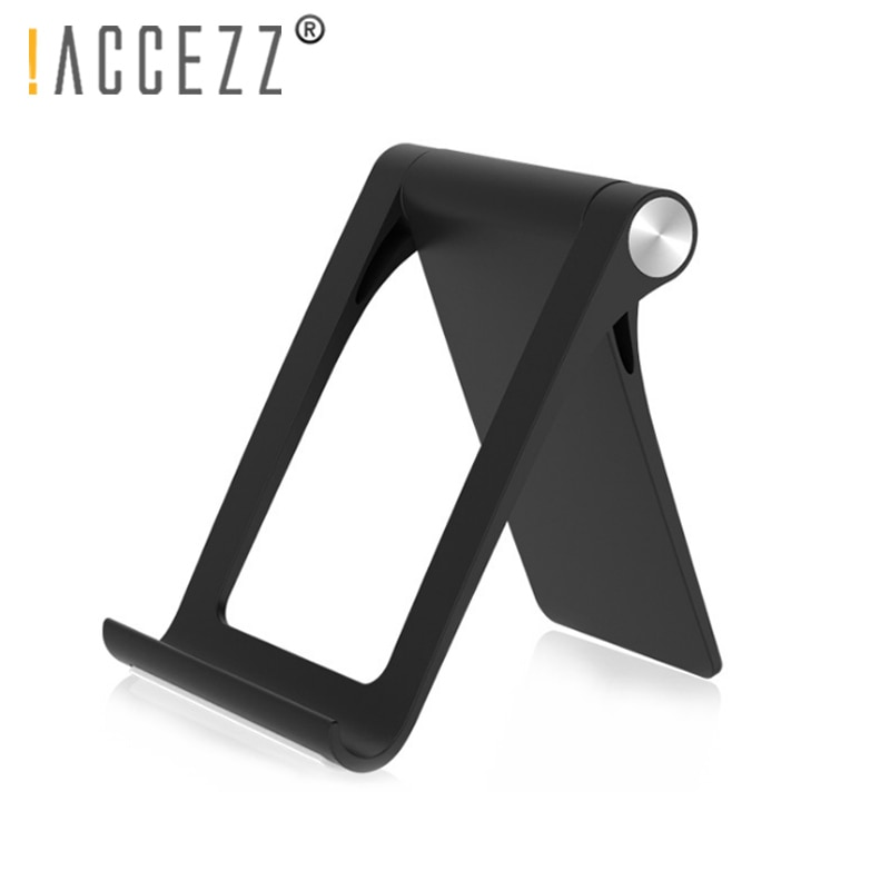 ¡! ACCEZZ Universal dura de la PC de la tableta para Samsung S9 S8 Plus soporte para Huawei P20 P20 Pro soporte de teléfono móvil titular