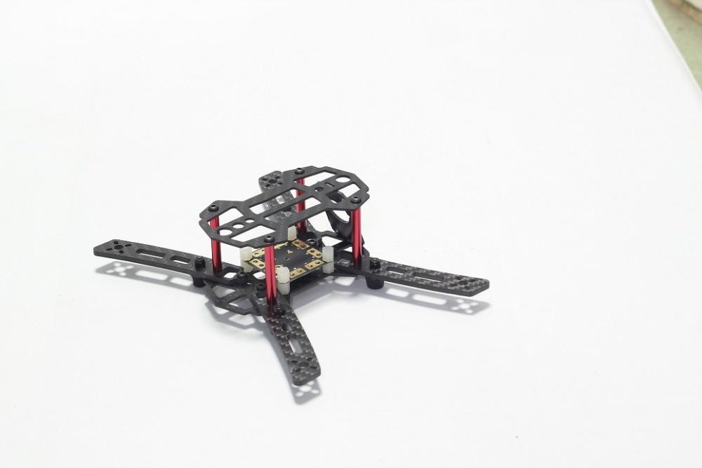 Diatone Blade 200 HX200 Kit de marco de fibra de carbono cuadricóptero con tablero de distribución y tornillos de nailon para ET