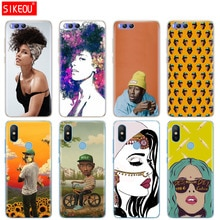 Силиконовый чехол для Xiaomi Mi A1 A2 5 5S 5X 6 Mi5 MI6 NOTE 3 MAX Mix 2 2S Alicia Keys Tyler the Creator Chup Kar
