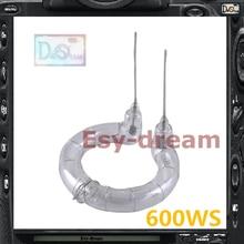 600WS Flash Tube Ring Lamp Bulb For Godox Oubao Jinbei Nice Photo Studio Flash Strobe Lighting PS047