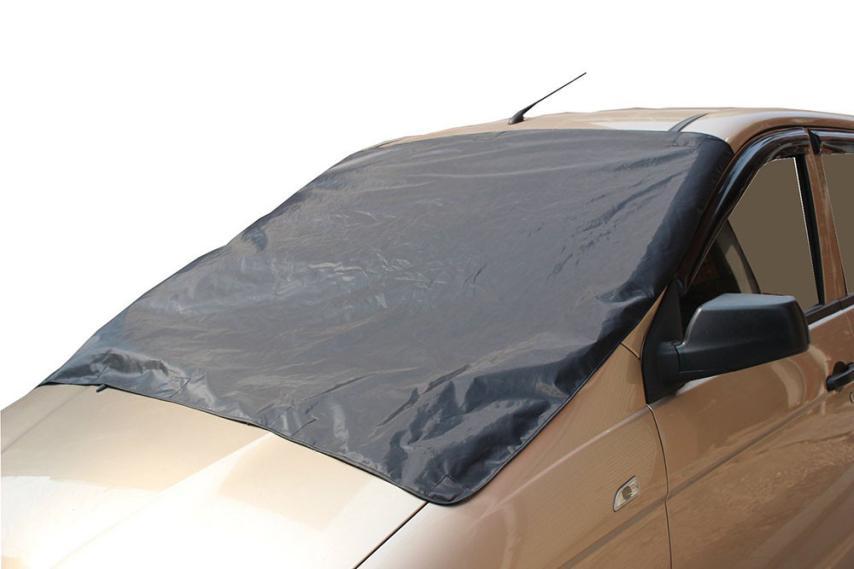 Nova chegada do carro neve gelo protetor viseira sun sombra fornt traseiro pára-brisa capa block shields nov 28