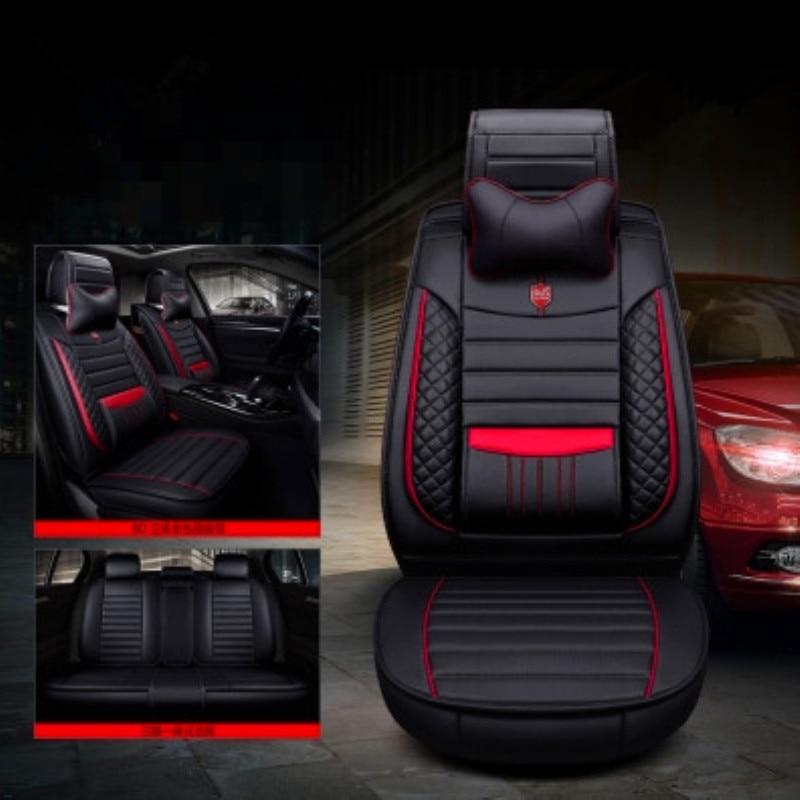 LCRTDS Full set car seat covers for dodge caliber caravan journey nitro ram 1500 intrepid stratus of 2010 2009 2008 2007