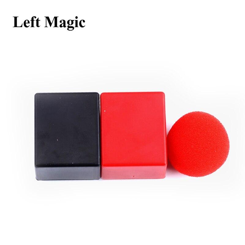 1 set Tenyo paradoxe tours de magie enfants gros plan accessoire magique ParaBox facile à faire pour magiciens enfants cadeau magique
