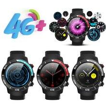 LED plein écran 4G montre intelligente 1.3G Quad-Core 1 + 16GB Sport Bracelet Bluetooth/GPS/WIFI étanche/podomètre/calcul de Distance