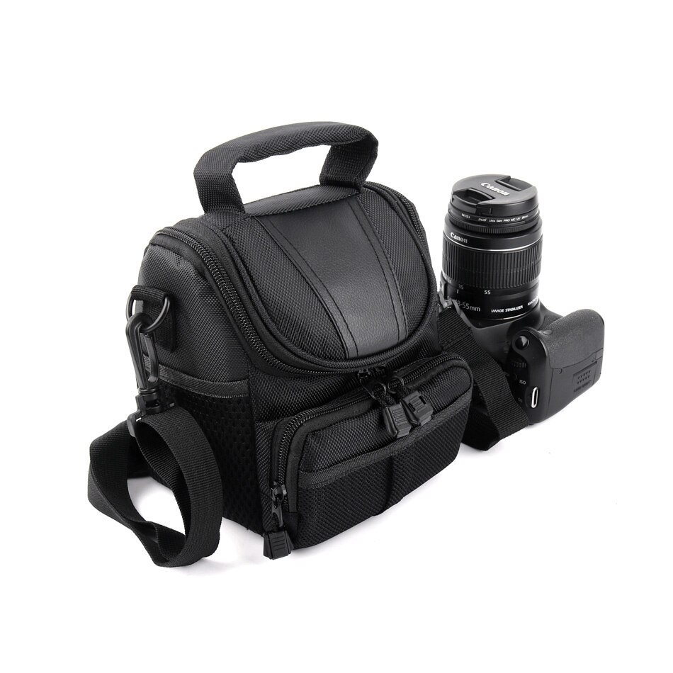 Cámara caso bolsa para Fujifilm FinePix S9900W S9400W S8400W SL280 SL260 HS50EXR HS35EXR HS30EXR HS25EXR HS20EXR HS11 HS10 XT1 XT2