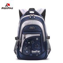 RUIPAI Nylon School Bags for Teenage Boys Printing Children Backpack Brand Design Girls Schoolbags Backpacks Unisex Back Pack