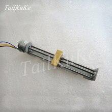 Barre coulissante Miniature palier linéaire moteur pas à pas vis linéaire curseur écrou 15 moteur petit