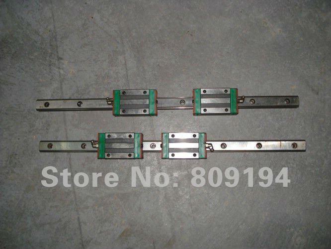 CNC HIWIN HGR25-1550MM السكك الحديدية دليل خطي من تايوان