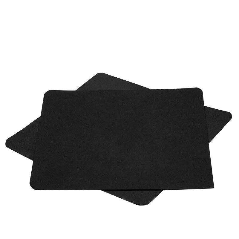 Cama magnética de 235x235mm, 3d etiqueta adhesiva de plataforma flexible, cinta de impresión PLA antiborde para impresora 3d Creative Ender-3, piezas de cama caliente