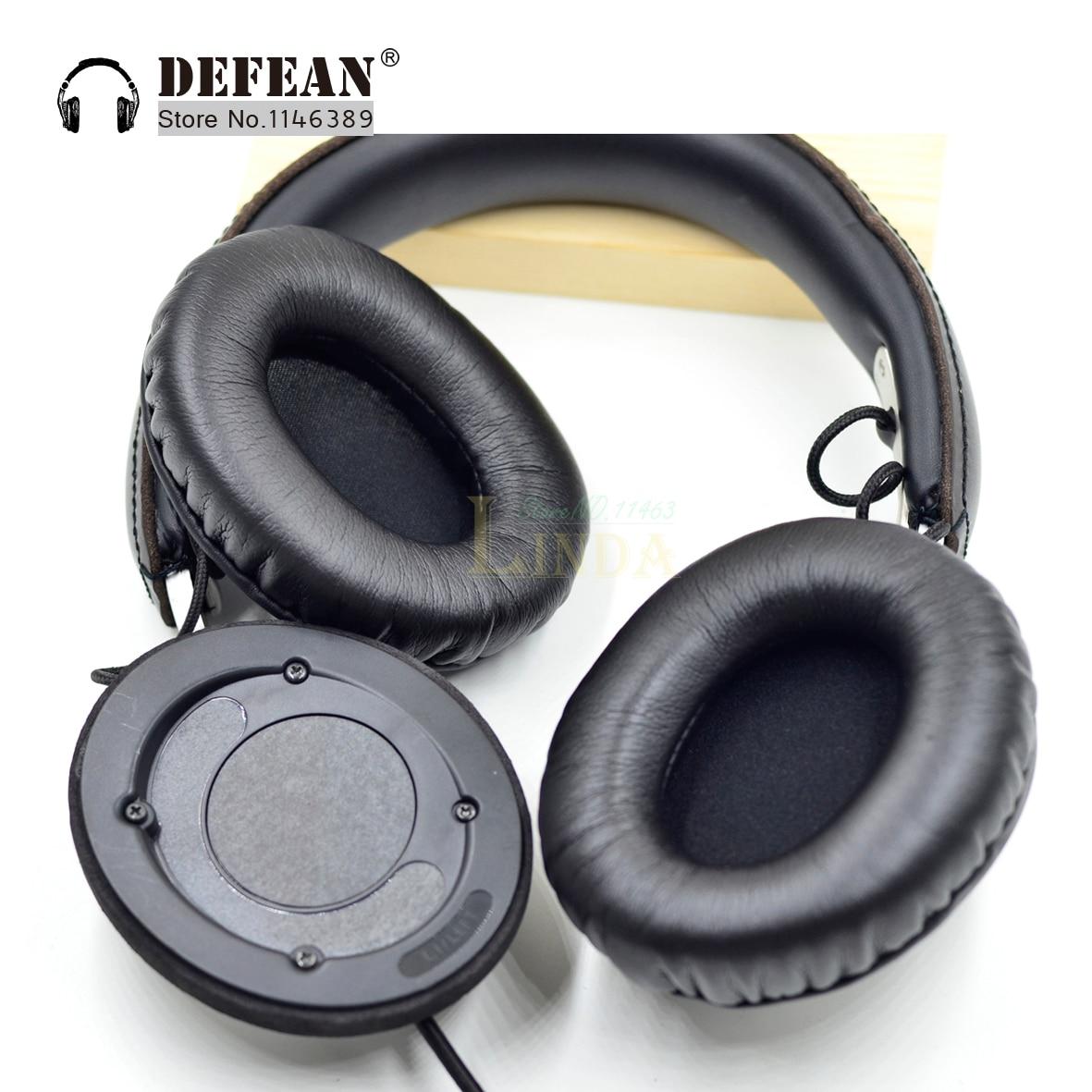 Reemplazo de almohadillas cojín para Philips Fidelio L1 L2 sobre la oreja auriculares