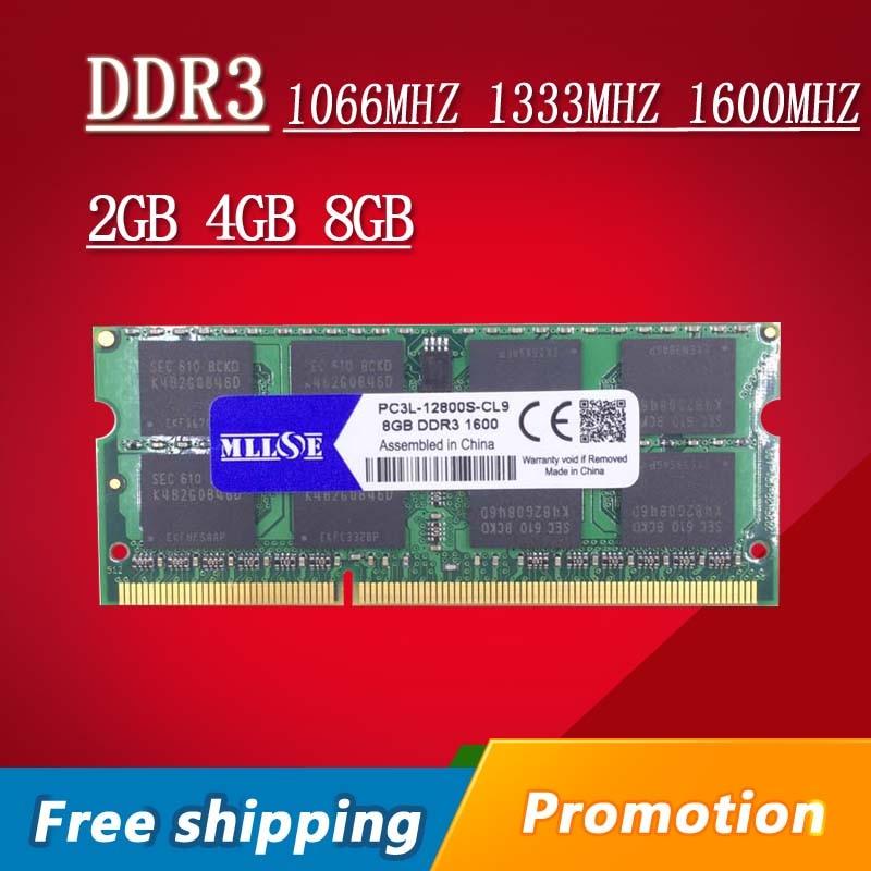 Memoria Ram DDR3L DDR3 para ordenador portátil y portátil, 2gb, 4gb, 8gb,...