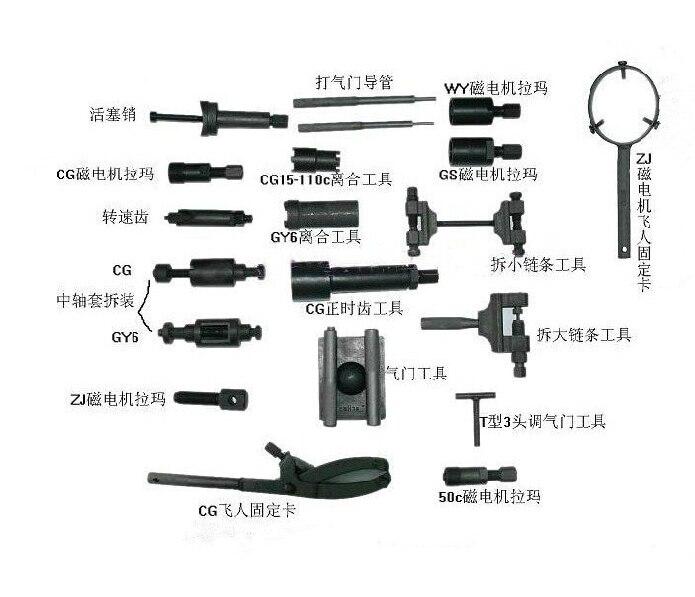 STARPAD, Envío Gratis, para motocicleta de alta calidad, confluencia especial, herramientas de reparación de herramientas de motocicleta