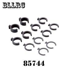 12 pcs HSP 85744 choc tasse Tension Clips 18 échelle modèles pièces de rechange pour RC modèle voitures HIMOTO 94885 94886