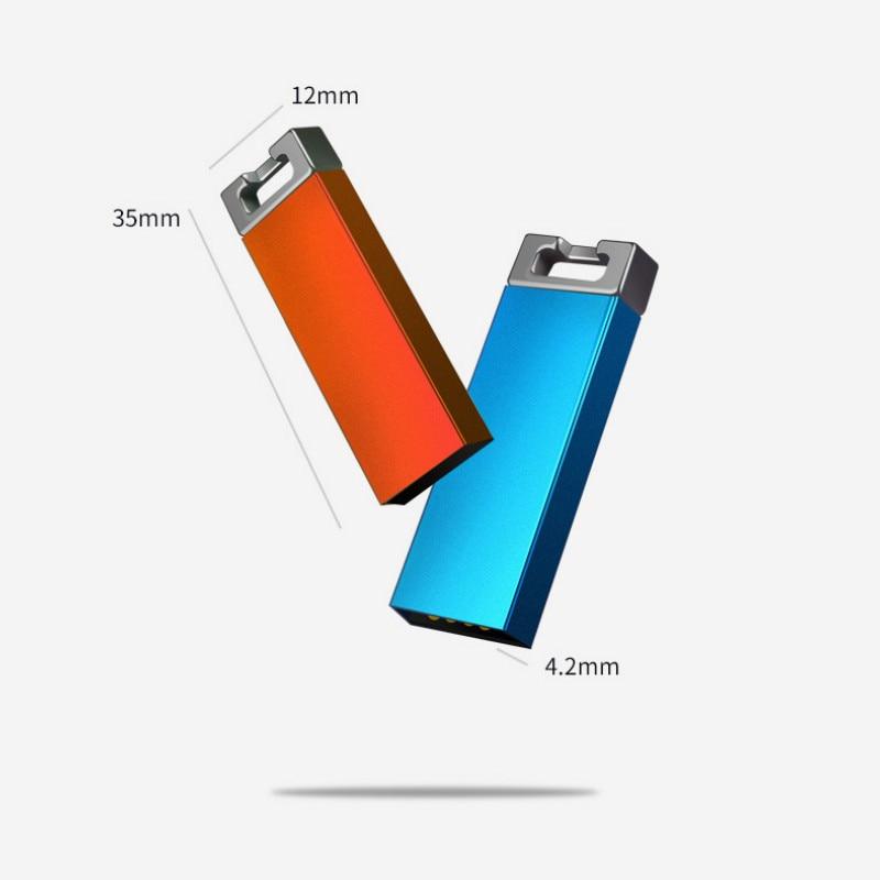 Unidad Flash USB de 1GB, 2GB, Mini Pendrive de Metal de capacidad...