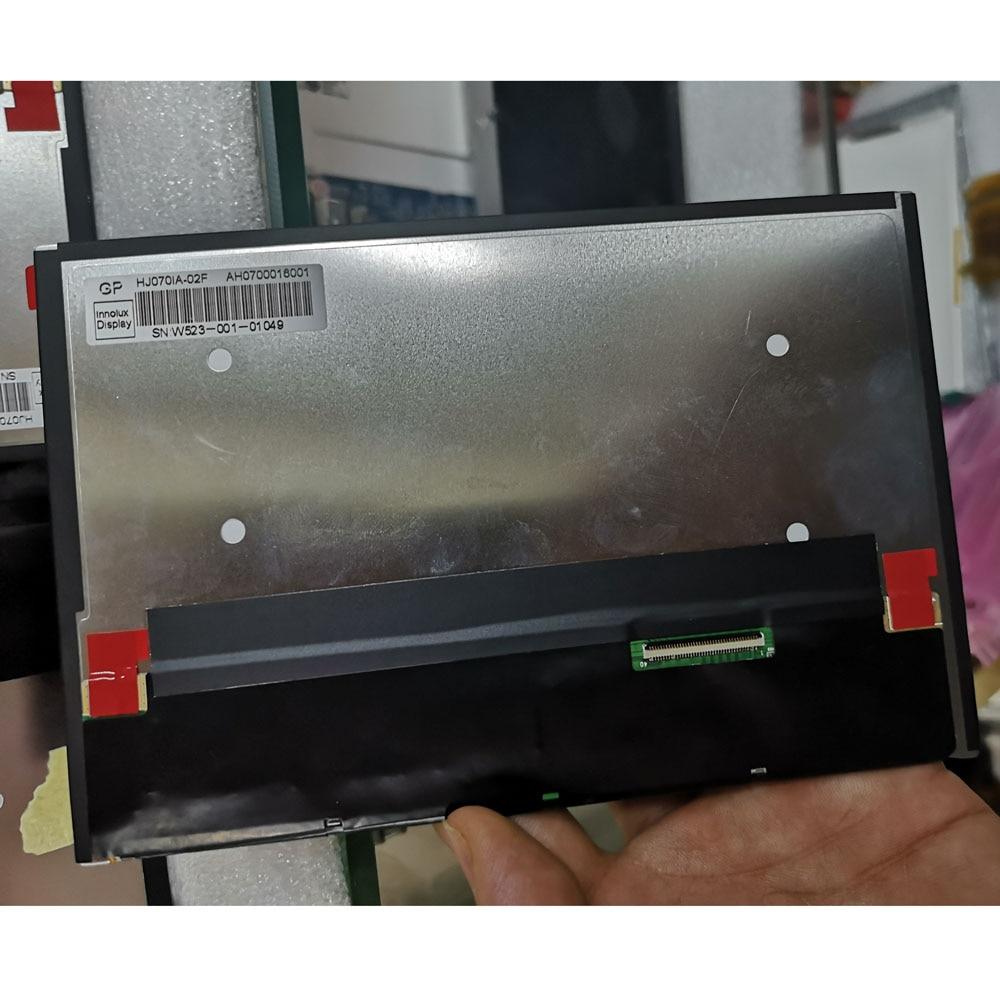 IPS 7,0 дюймовый HD TFT ЖК-экран HJ070IA-02F 1280 (RGB) * 800 WXGA планшет ЖК-экран ЖК-дисплей