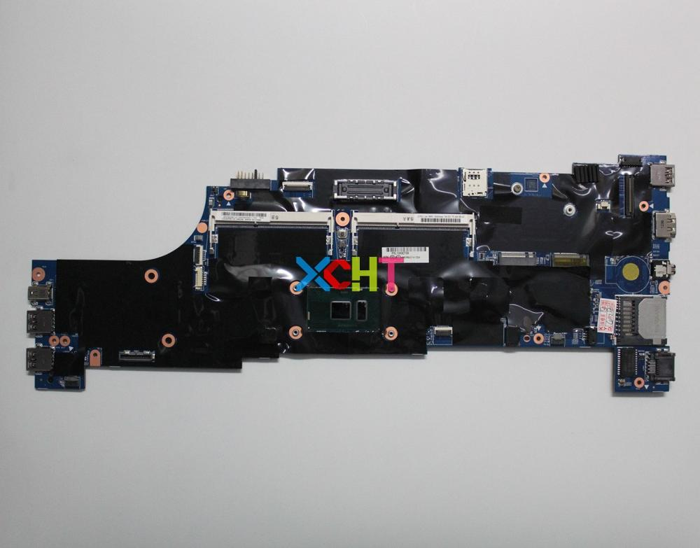 Para Lenovo ThinkPad T560 FRU 01AY304 PSL10K92709 I5-6300U CPU ordenador portátil placa base probada