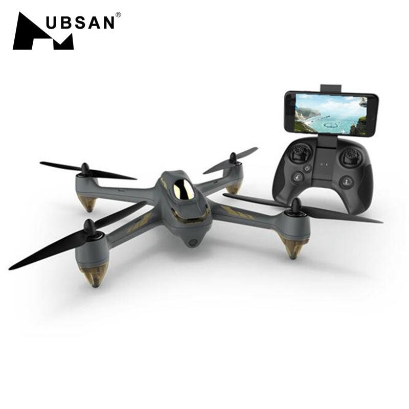 Hubsan H501M X4 Waypoint Brushless Motor GPS WiFi FPV W/ 720P HD Camera Headless Mode APP RC Drone Quadcopter RTF