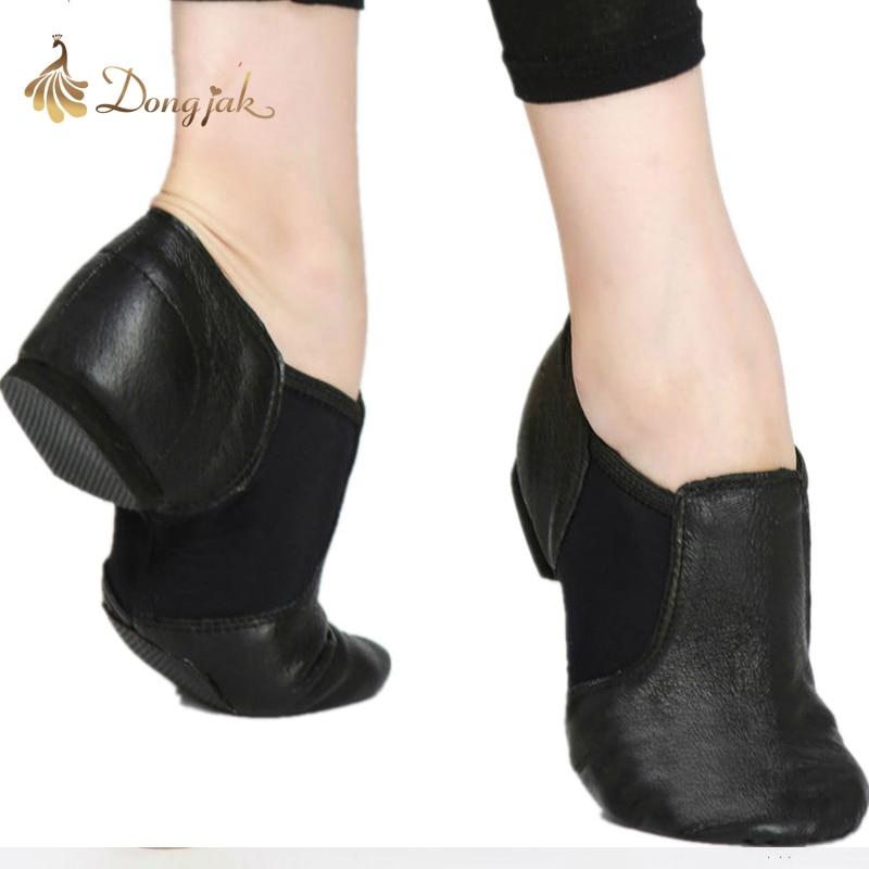 أحذية رقص الجاز من الجلد الطبيعي, أحذية أطفال ، للرجال والنساء ، أحذية رقص السالسا ، نعل ناعم ، أحذية كونغفو ، حقيبة ، حذاء رياضي