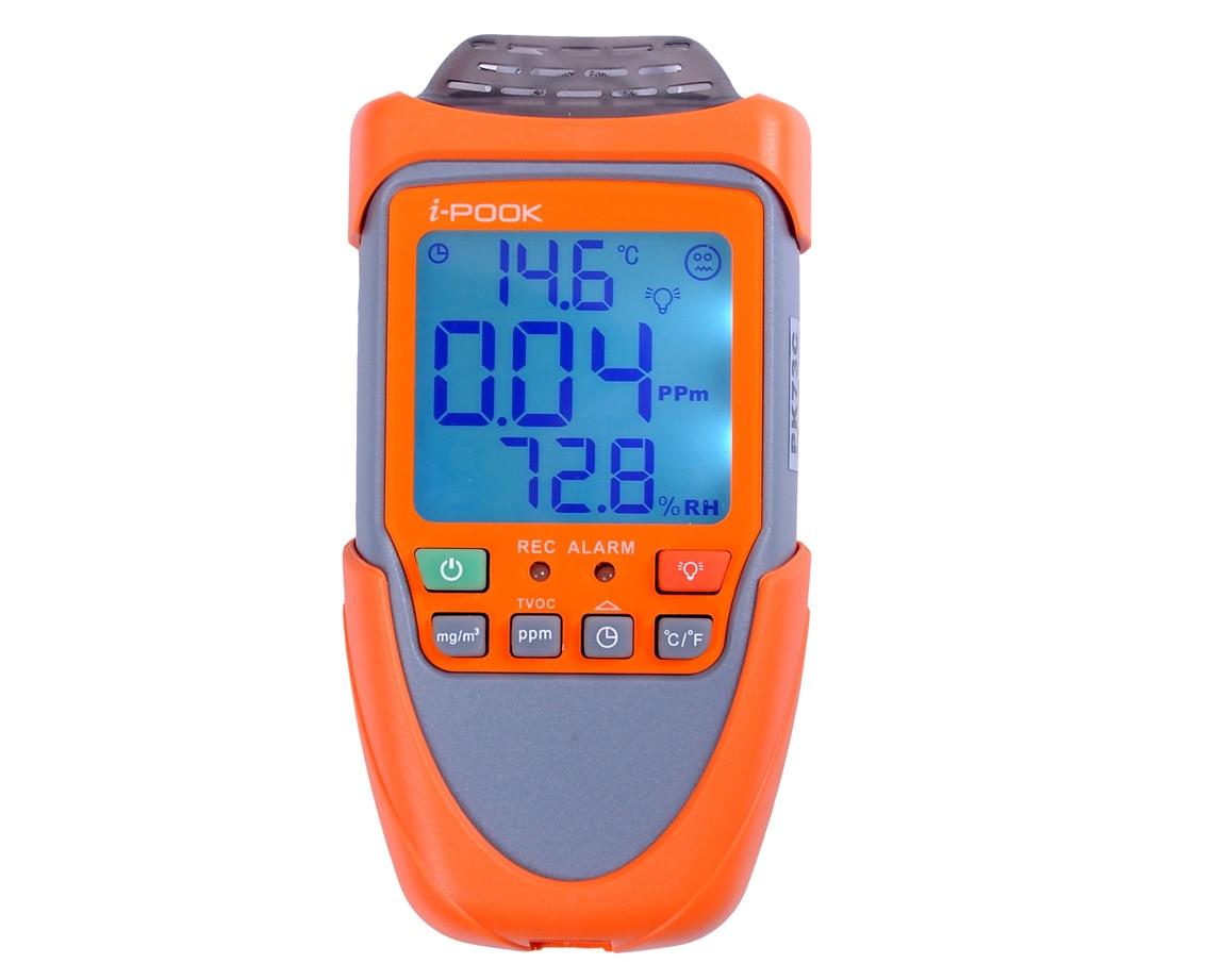 Monitores de formaldehído PK73A/B/C con envío gratis-PK73A/B/C, emplean las últimas tecnologías para garantizar la precisión