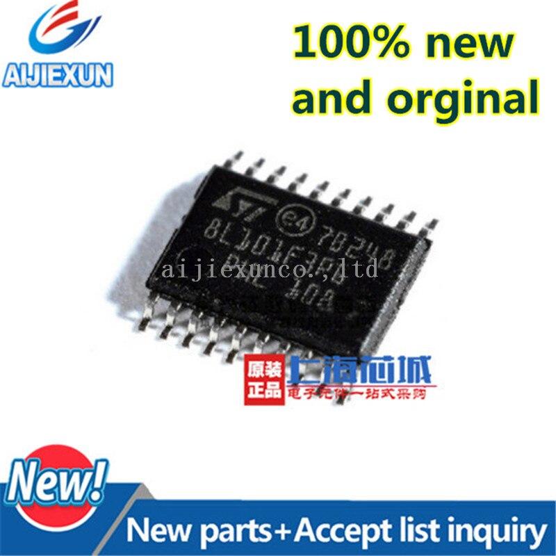 10 шт. STM8L101F3P6 TSSOP20 IC MCU 8BIT 8KB FLASH 20tssop в наличии 100% новый и оригинальный
