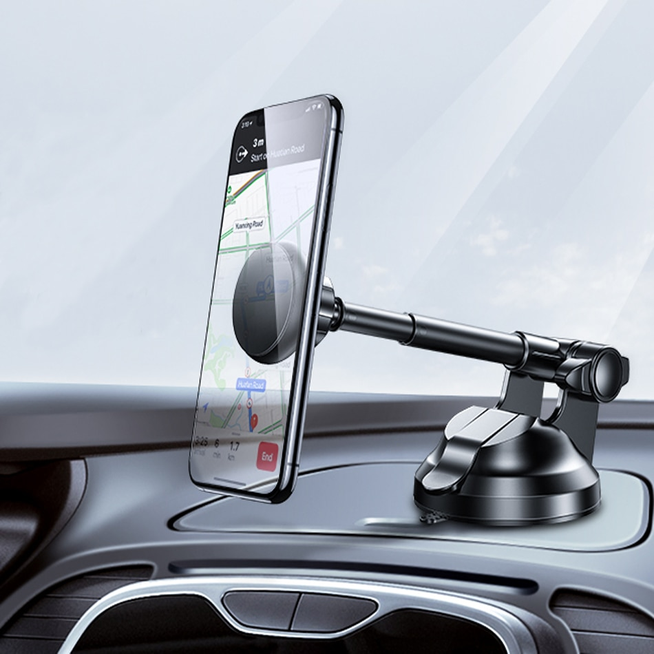 Soporte magnético Universal para teléfono iPhone X XS XR 7 8, soporte para teléfono de coche para Huawei P20 P30, soporte para teléfono xiaomi samsung