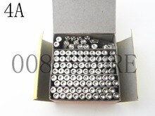 Fusible rapide 4A 250V   Fusible en verre de haute qualité 5*20mm 5*20 F4A 200MA 250V