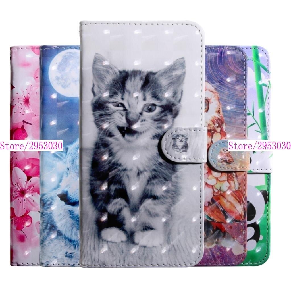 Para Samsung Galaxy J3 DE 2016 J 3 SM J320 J320H J320F J320f/ds J320FN SM-J320H SM-J320F SM-J320Fn caso Teléfono de cuero caso de Capa