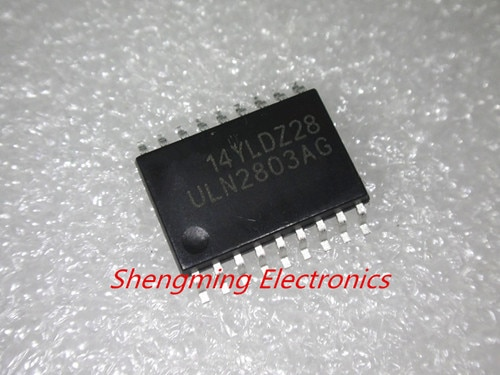 10 Uds ULN2803AG ULN2803 SOP-18 IC