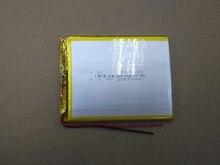 Paket 3,7 V lithium-polymer-akku 557390 3000 mAh