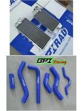 GPI FOR Kawasaki KX250F KXF250 KX 250F 06 2006 2007 2008 07 08 Aluminum radiator + HOSE