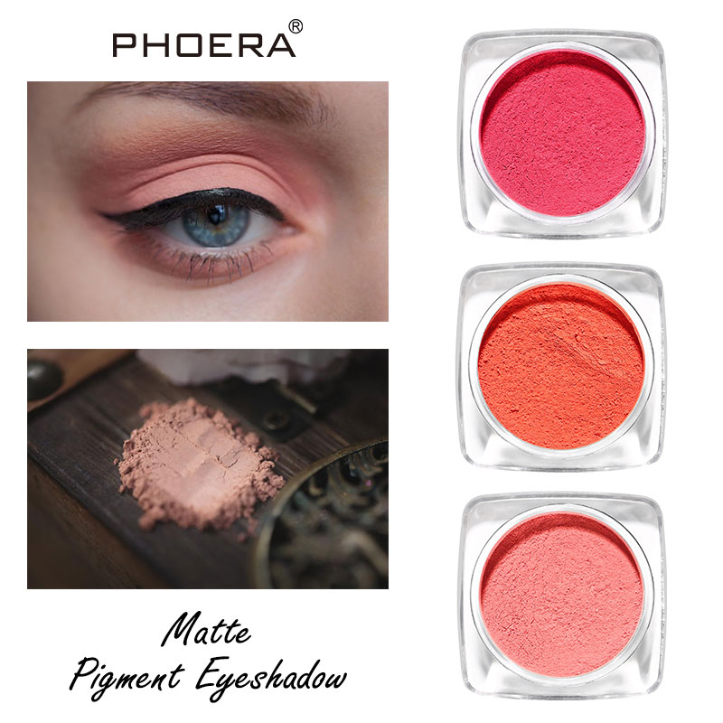 Foera 12 cores neon sombra fosco olhos sombras à prova dwaterproof água nude maquiagem oogschaduw paleta huda beleza maquiar