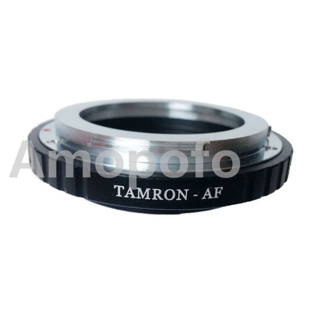 Amopofo tamron-af adaptador, Tamron lente para sony alpha montaje AF ma adattatatore a900 a850 A700 A580 A560 A550 A500 A58 A99 A57