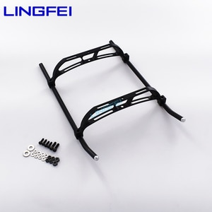 LINGFEI Aluminum alloy 450 remote control helicopter accessories