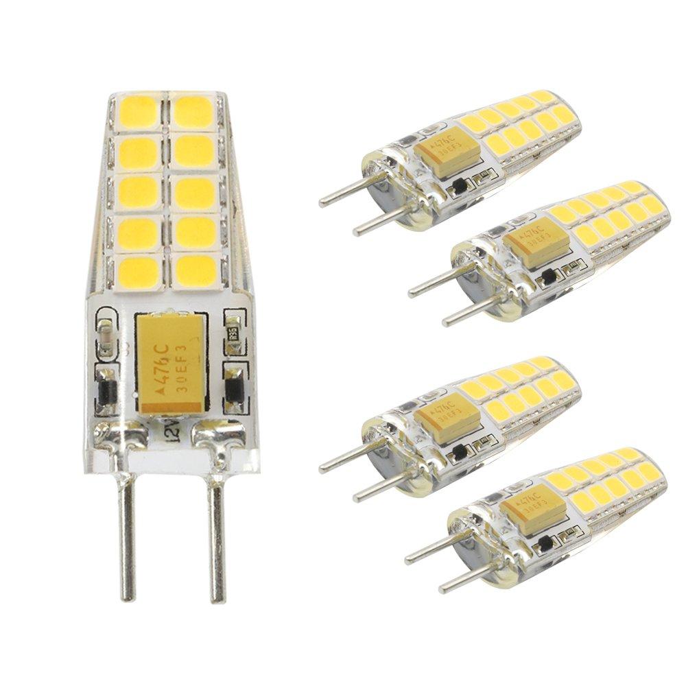 GY6.35 Led-lampen 3 Watt Low Spannung 12 Volt. g6.35/GY6.35 Basis JCD LED Halogen Glühlampen 30 W Ersatz Lampe. Nicht-Dimm ST374