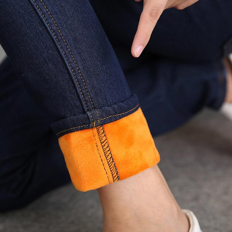 2018 Winter Maternity Abdomen Supportive Adjustable Suspender Jeans for pregnant women jeans big size 4XL Denim Bib overall