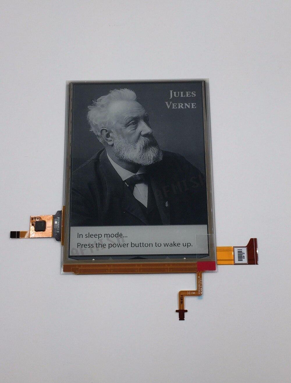 ED060XH7 Eink Carta 2 6 дюймов для ONYX BOOX Vasco da Gama Сенсорная панель + ЖК-экран с подсветкой Бесплатная доставка