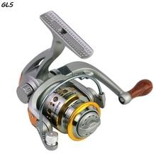 MINI Type Fishing Reel Spinning Wheel 13 Bearings 5.2 1 Metal Fish Reel  Outdoor Tools 180g