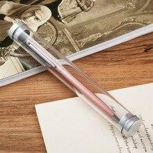 15x2.0cm plastique Transparent acrylique cylindre Tube étuis à crayons coffrets cadeaux bureau fournitures scolaires stylos crayons sacs étuis à crayons