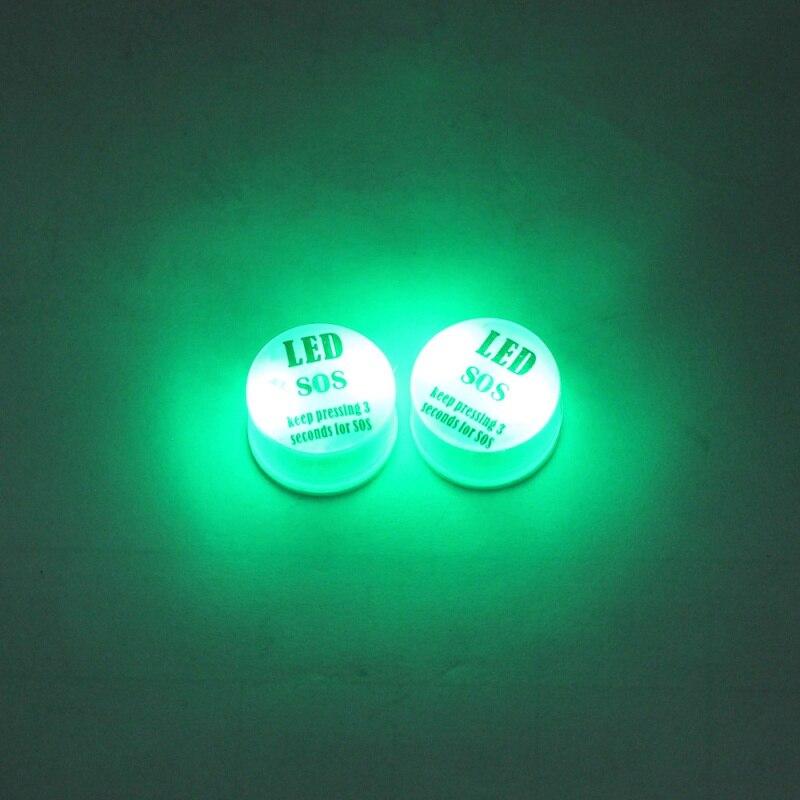Al aire libre suministros portátil camping luz señal de auxilio SOS luz led blanca para rescate de montaña de iluminación de alta cantidad