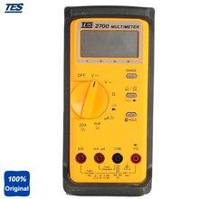 Multimètre numérique LCR 3200 compte LCD avec barre analogique TES2712