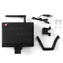 Moniteur FPV pour XK X251 RC Drone quadrirotor pièces de rechange XK X251 affichage de transmission en temps réel livraison gratuite par colis recommandé